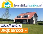 Advertentie Heerlijke Huisjes Vakantiewoningen
